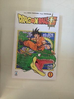 Manga Dragon Ball Super 1 - Akira Toriyama -  Star Comics  Nuovo
