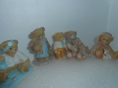 Cherished Teddies Job Lot / PERFECT CONDITIONS - SEE PHOTOS