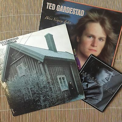 Abba  -  Ted Gardestad. Albums & Single - Abba Connections.