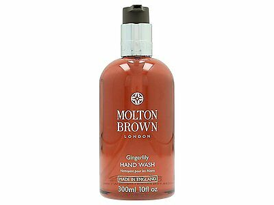 NEW Molton Brown Gingerlily Hand Wash 300ml FREE P&P