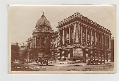 RP .. Mitchell Library , North Street , Glasgow