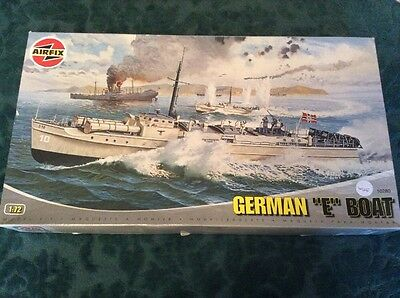 Airfix 10280 - German 'E' Boat