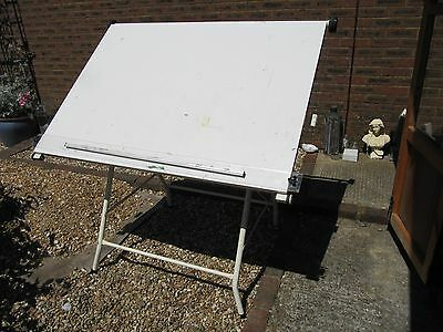 A0 drawing board/table Stratton stand Blundell Harling Architectural/technical