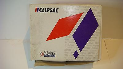 10 X Clipsal Red Single Switch Sockets Power Sockets Points 230/240 Volts