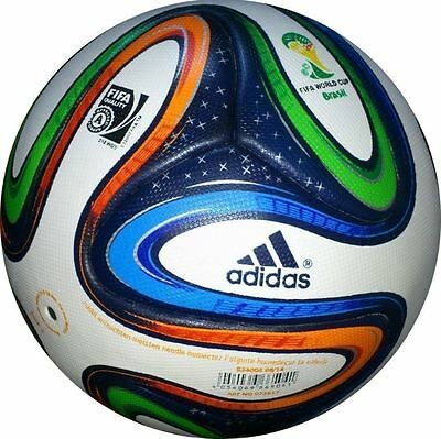 ADIDAS BRAZUCA OFFICIAL SOCCER MATCH BALL FIFA WORLD CUP 2014-b01