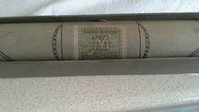 Antique Pianola / Player Piano Music Roll- 88022 Autumn
