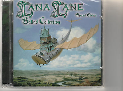Ballad Collection, by Lana Lane Special Edition 2 Cd's New Sealed