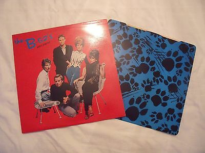 THE B52'S WILD PLANET VINYL LP with inner sleeve in excellent condition