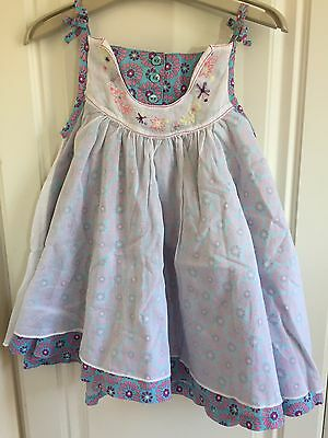 Baby Girls Mamas & Papas Tunic Dress 18 - 24 Months