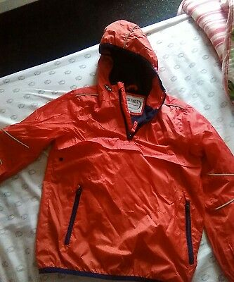M&S marks and spencer boys coat age 7-8 years jacket