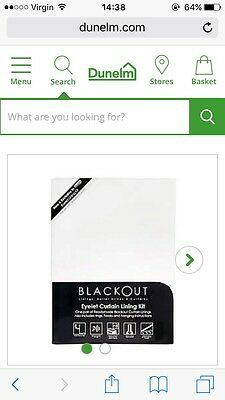 Blackout Curtain Linings