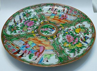 """Antique China Plate 8"""""""