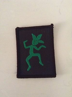 Girl Guides Brownies vintage Sixes badge - Sprite