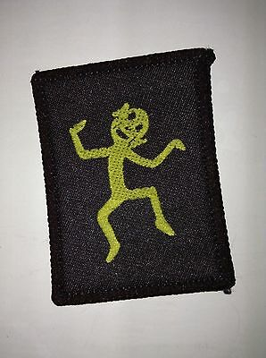 Girl Guides Brownies vintage Sixes badge - Imp