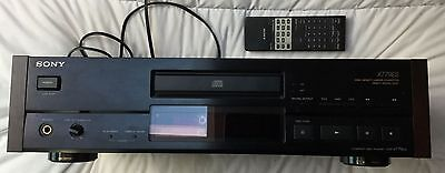 SONY CDP-X 779ES CD Player Transport, Reference Top Loading Hige-End Top Vintage