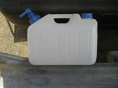 10 litre water container with Tap