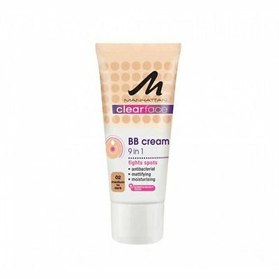 Manhattan BB Cream- Clearface 9in1