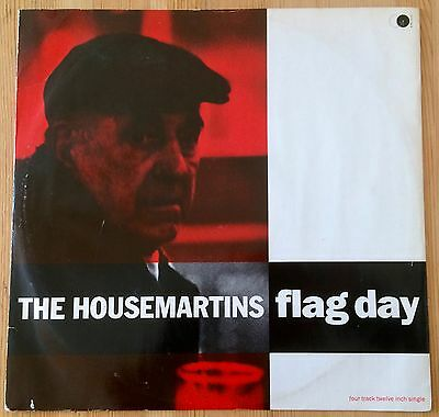 The Housemartins ‎– Flag Day - Vinyl - Excellent.