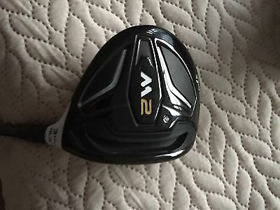 Tour Issue TaylorMade M2 3hl 4 Wood Speeder 757 Tour Spec Stiff Shaft