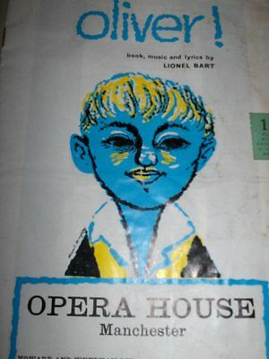 Vintage Theatre Programmes Scrapbook 1958-1966 Also Photos/clippings