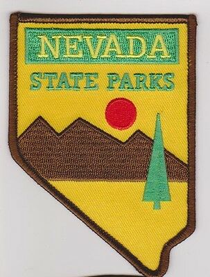 Nevada State Parks State Park Ranger Police Patch