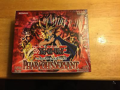 Pharaohs Servant Unlimited Booster Box Sealed Original