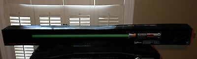 Star Wars Force FX Lightsaber Luke Skywalker Green