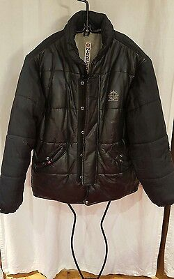 mens biker leather bomber jacket size 3xl from Nickelson Jackamo