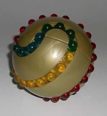 Rare Vintage Soviet Russian Magic Parallels Puzzle Ball Toy Brain Teaser
