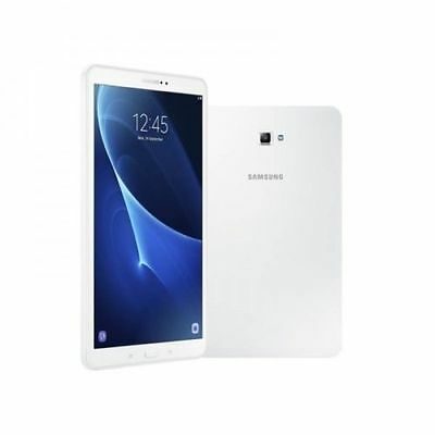 """SAMSUNG Galaxy Tab A 10.1"""" Tablet 16 GB White 1.6 GHz Android SM-T580"""