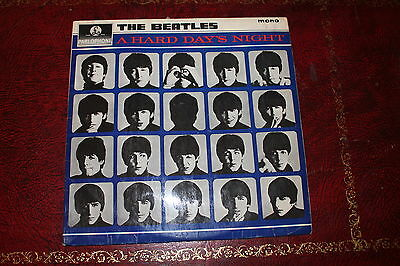 The Beatles A Hard Days Night Lp Record