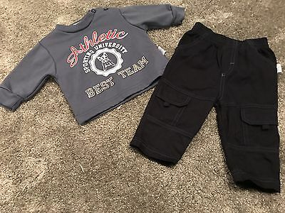 Baby Boy Outfit 0-3 Months
