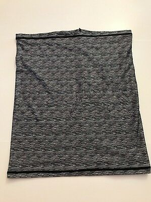 Gertex Neck Warmer One Size Athletic Outdoor Sports Scarf Gray (A22)