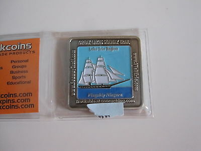 Great Lakes Seaway Trail Challenge new/unactivated geocoin - Lake Erie Region