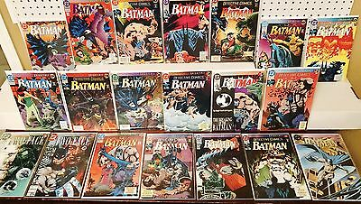 Batman: Knightfall complete 19 part series + prequel - All 1st unread 1st prints
