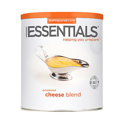 Dehydrated Cheese Blend can