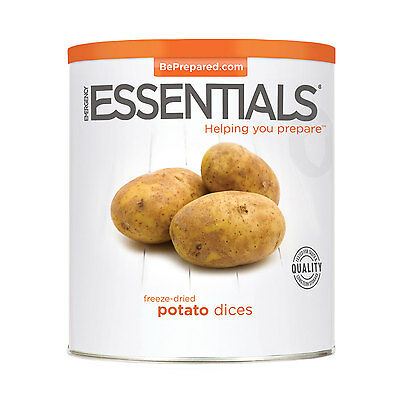 Freeze Dried Potato Dices can