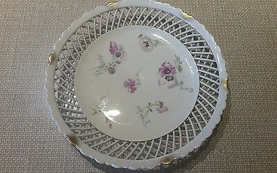 Paragon/star Lace Plate  Bria Rose