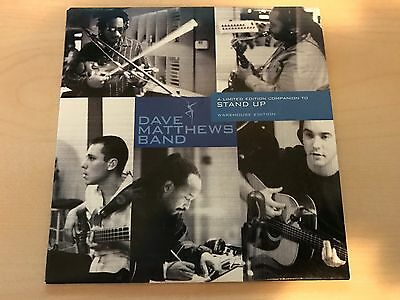 Dave Matthews Band Warehouse Edition - Stand Up Companion Disc CD DMB Unreleased