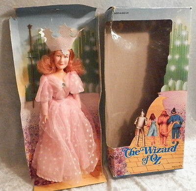 Vintage 1988 Multi-Toys Wizard of Oz Glinda The Good Witch 50th Anniversary