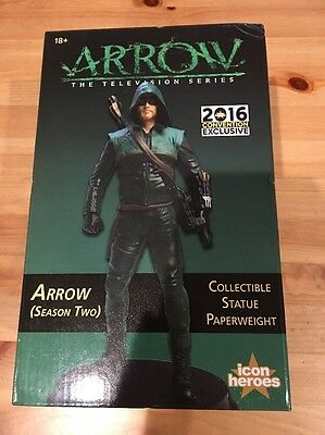 SDCC 2016 Arrow Convention Exclusive Statue # 215 Out Of 1050