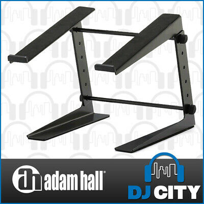 DJ Controller & Laptop DJ Stand Adjustable Height up to 340mm - Black
