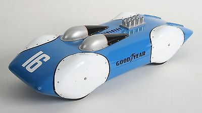Very RARE Chet Herbert Style So Cal Bonneville Streamliner TETHER CAR - GORGEOUS
