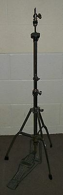 Vintage HI HAT CYMBAL STAND  - Single Braced - Clutch - Made in JAPAN