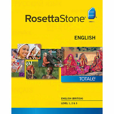 Rosetta stone Learn English (AMERICAN) ONLINE SUBSCRIPTION (1 YEAR)