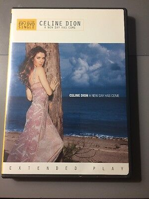 Celine Dion A New Day Has Come DVD