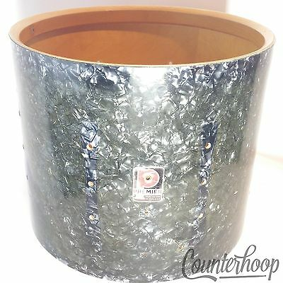 """*Premier 14x12"""" Marching Snare Drum Shell 3Ply Birch Vintage 60s UK Project Tom*"""