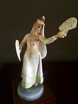 Royal DOULTON Limited EDITION Dancers Of The World Philippine Dancer HN2439