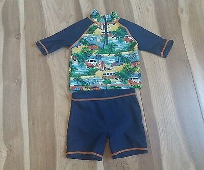 Monsoon swim/sun suit age 12-18 months