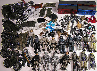 mega bloks construx halo destiny call of duty terminator figures accessories